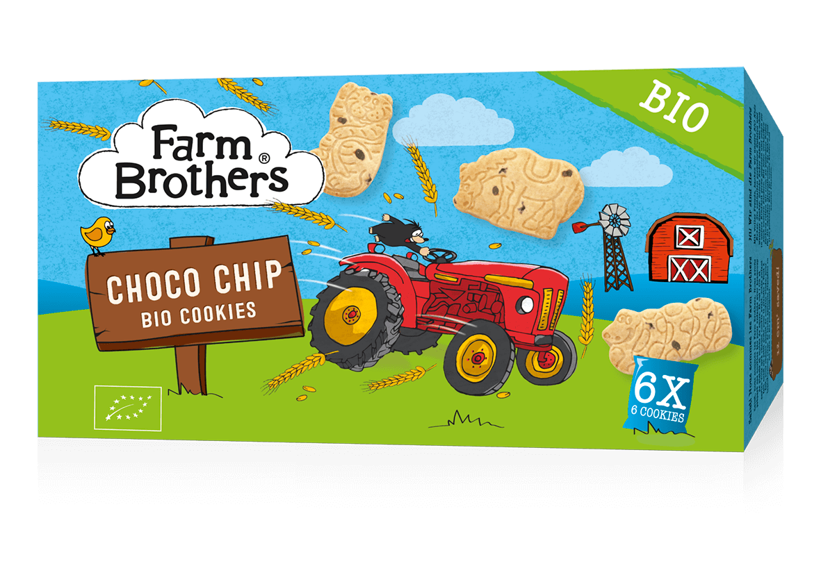 Featured FarmBrothers Choco Chip Kids