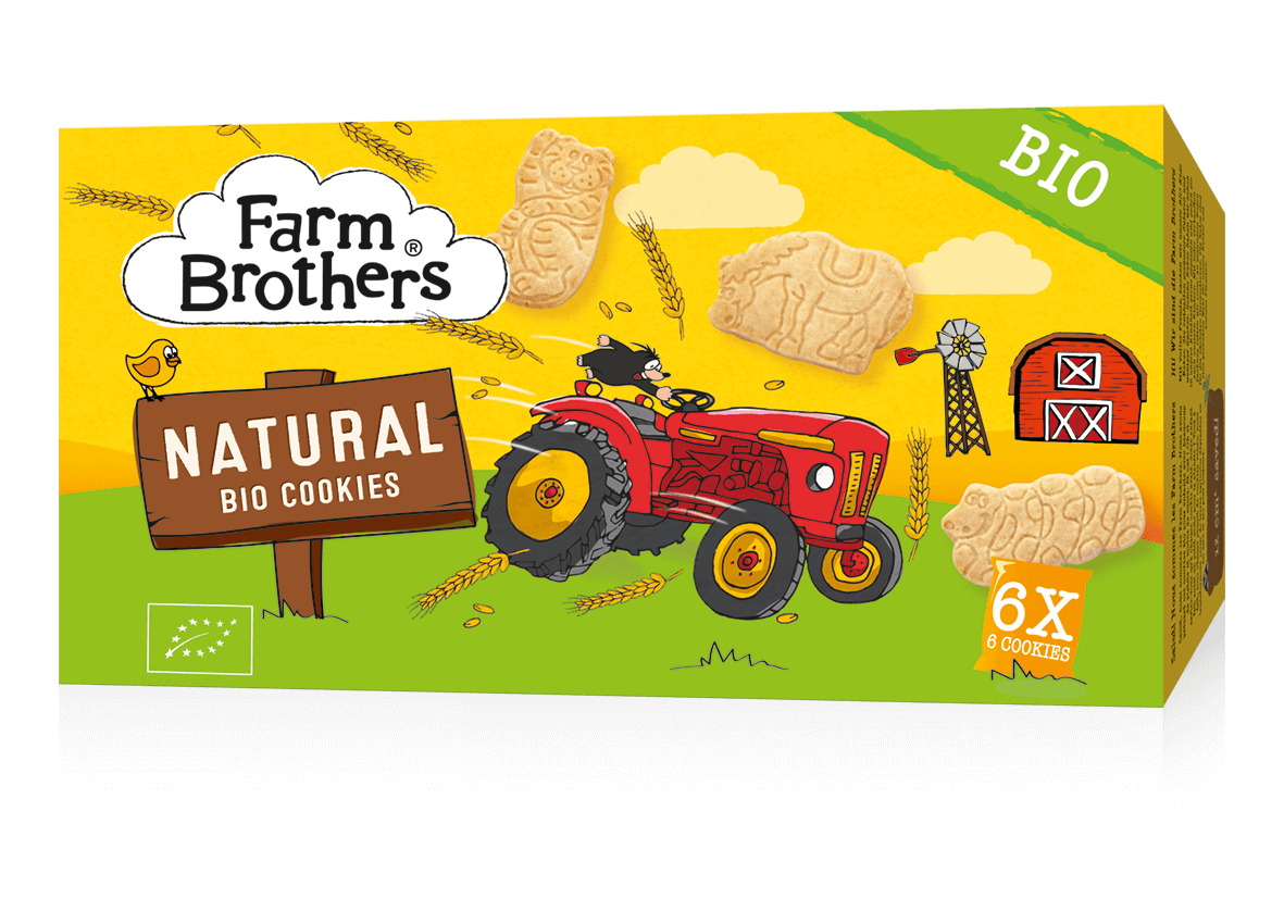 Featured FarmBrothers Natural Kids